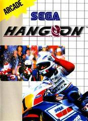 Hang-On PAL Sega Master System Prices