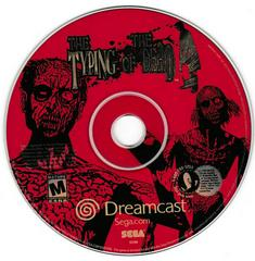 Game Disc | The Typing of the Dead Sega Dreamcast