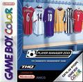 Player Manager 2001 | PAL GameBoy Color