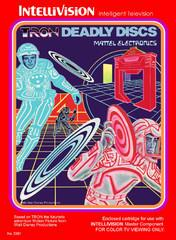 Tron Deadly Discs Intellivision Prices