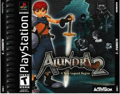Front Of Case | Alundra 2 Playstation