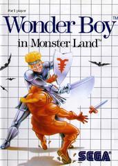 Wonder Boy in Monster Land Sega Master System Prices