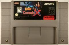 Cartridge | Castlevania Dracula X Super Nintendo