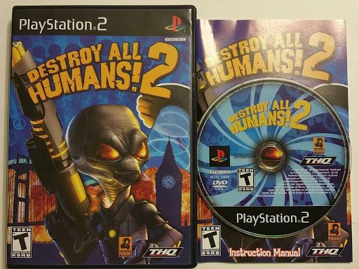 Destroy All Humans 2 photo