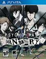 Psycho-Pass Mandatory Happiness | Playstation Vita