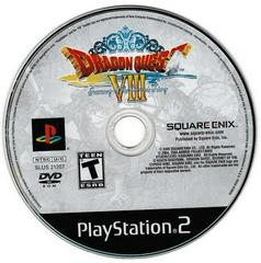 Game Disc | Dragon Quest VIII: Journey of the Cursed King Playstation 2