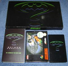 Batman Forever Limited Edition PAL Super Nintendo Prices