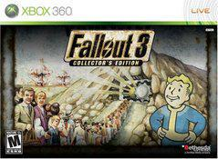 Fallout 3 Collector's Edition Xbox 360 Prices