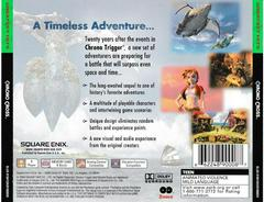 Back Of Case | Chrono Cross [Greatest Hits] Playstation