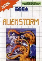 Alien Storm PAL Sega Master System Prices
