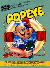 Popeye Magnavox Odyssey 2 Prices