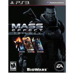 Mass Effect Trilogy Playstation 3 Prices