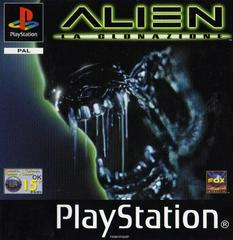 Alien Resurrection PAL Playstation Prices