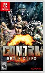Contra Rogue Corps Nintendo Switch Prices