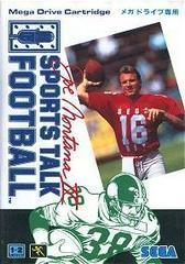 Joe Montana II Sports Talk Football JP Sega Mega Drive Prices