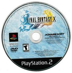 Game Disc | Final Fantasy X Playstation 2
