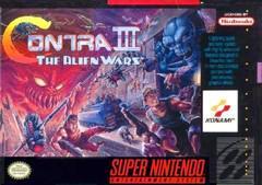 Contra III The Alien Wars Super Nintendo Prices
