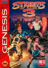 Streets of Rage 3 Sega Genesis Prices