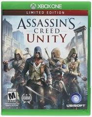 Assassin's Creed Unity Limited Edition Xbox One Prices