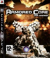 Armored Core: For Answer PAL Playstation 3 Prices