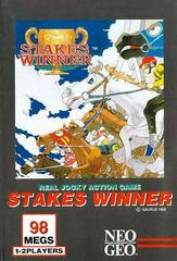 Stakes Winner Neo Geo AES Prices