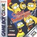 The Simpsons Night of the Living Treehouse of Horror | PAL GameBoy Color