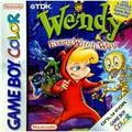 Wendy Every Witch Way | PAL GameBoy Color