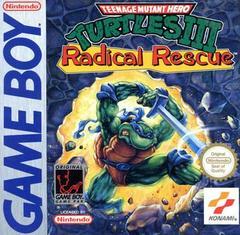Teenage Mutant Hero Turtles III: Radical Rescue PAL GameBoy Prices