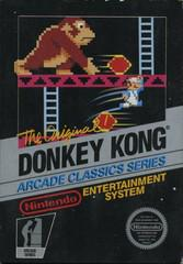 Donkey Kong [5 Screw] NES Prices