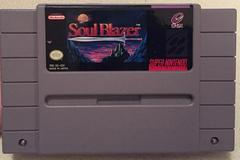 Cartridge | Soul Blazer Super Nintendo