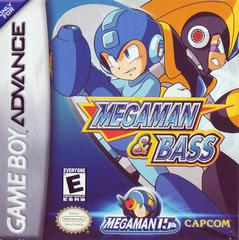 Mega Man and Bass GameBoy Advance Prices