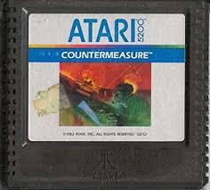 Countermeasure - Cartridge | Countermeasure Atari 5200