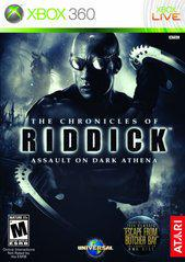 The Chronicles of Riddick: Assault on Dark Athena Xbox 360 Prices