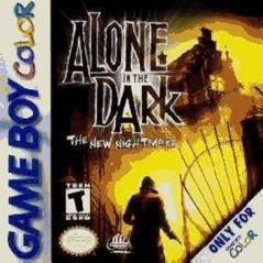 Alone In The Dark The New Nightmare GameBoy Color Prices
