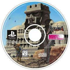 Game Disc - (SLUS-00553B) | Alundra Playstation