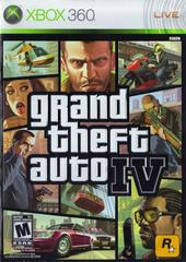 Grand Theft Auto IV Xbox 360 Prices