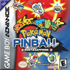 Pokemon Pinball Ruby and Sapphire GameBoy Advance Prices
