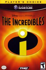 Case - Front (Player'S Choice) | The Incredibles Gamecube