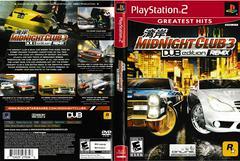 Artwork - Back, Front | Midnight Club 3 Dub Edition Remix Playstation 2