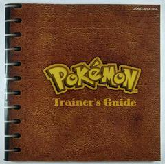 Manual | Pokemon Red GameBoy