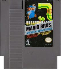 Cartridge | Mario Bros NES