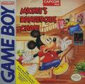 Mickey's Dangerous Chase | GameBoy