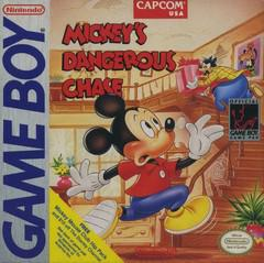 Mickey's Dangerous Chase GameBoy Prices