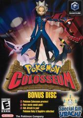 Pokemon Colosseum [Bonus Disc] Gamecube Prices