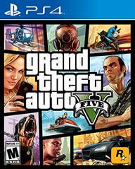 Grand Theft Auto V Playstation 4 Prices