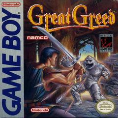 Great Greed GameBoy Prices