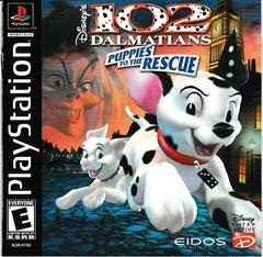 Manual - Front | 102 Dalmatians Puppies to the Rescue Playstation