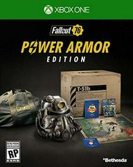 Fallout 76 [Power Armor Edition] Xbox One Prices
