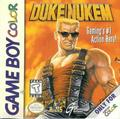 Duke Nukem | PAL GameBoy Color