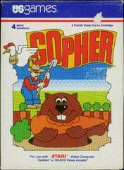 Gopher Atari 2600 Prices